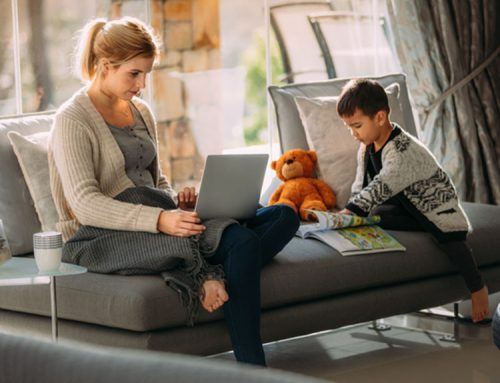 Co-Parenting and the Unexpected: COVID-19