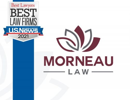 Morneau Law Awarded Law Firm of the Year